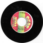 Twin Of Twins - Gangsters And P.I.M.P.S. Feat Damian Marley / Version (Tuff Gong) JA 7""